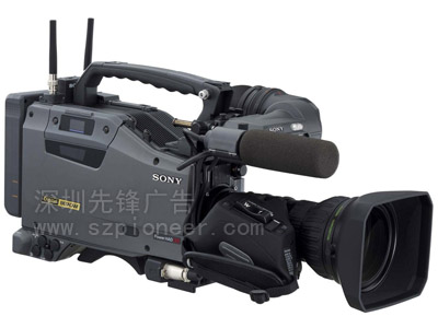 SONY DVW-970P DigitalBETACAM 格式标清摄像机